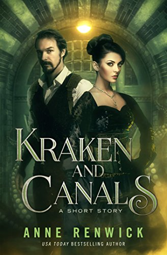 Kraken and Canals: A Short Story (An Elemental Web Tale Book - The Story Kraken Of The