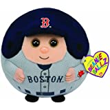 Ty Beanie Ballz MLB Boston Red Sox Plush