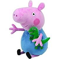 Ty Peppa Pig George - Peluche, Peppa le
