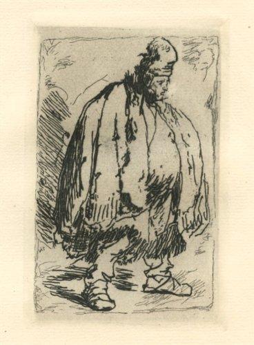 Art Print Rembrandt Fine - Rembrandt van Rijn (after)