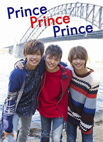 Prince 1st PHOTO BOOK 『 Prince Prince Prince 』