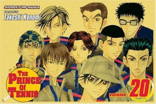 The Prince of Tennis, Vol. 20: Seishun vs. Rokkaku