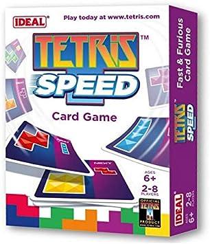 John Adams 10731 Tetris - Juego de cartas de velocidad, multicolor , color/modelo surtido: Amazon.es: Juguetes y juegos