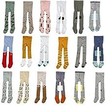 DaiLiWei Infant Toddler 0-3T Stocks Legging Pants Tights Warm Stockings Baby Girls