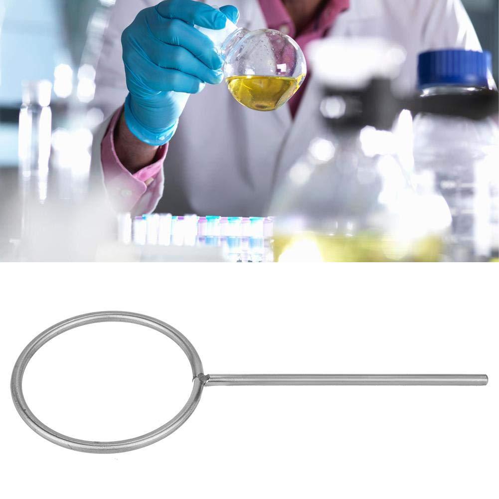 60mm Pince /à Anneau de Soutien de Laboratoire Bague de Maintien Fixation Laboratoire Stainless Scientific pour Distillateurs
