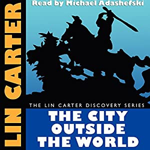 The City Outside the World Audiobook