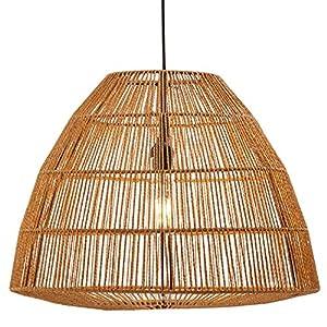 Sc1 Cone Shade Jute 11cm Lamp Floor Applique Chandelier STOCK