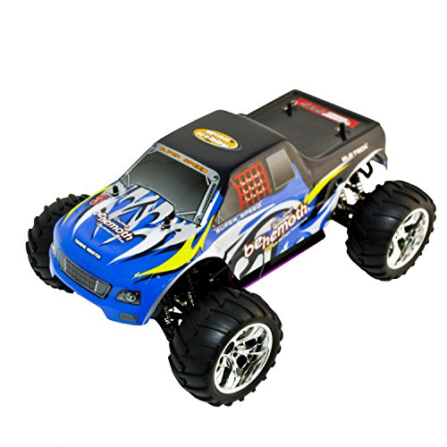 ALEKO 1081 4WD Nitro Powered High Speed Off Road Monster ...