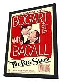 The Big Sleep - 11 x 17 Framed Movie Poster
