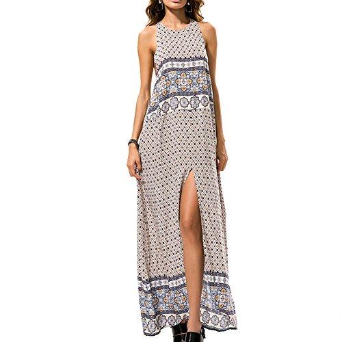 Kleid elegant braun