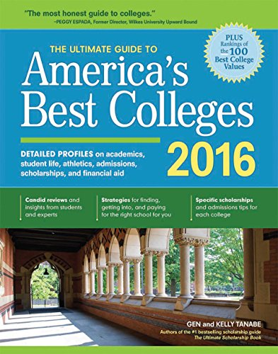 The Ultimate Guide to America's Best Colleges 2016