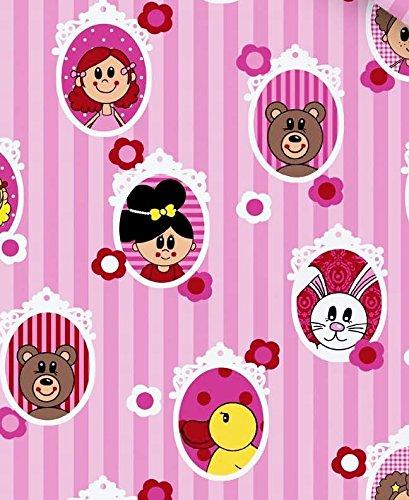 Kinder Biber Bettw/äsche Rosario Baby Winterbettw/äsche 100x135