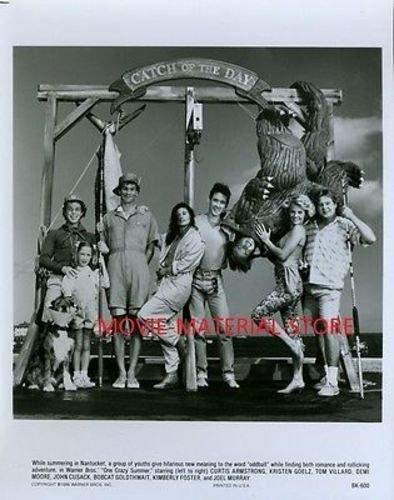 demi-moore-john-cusack-one-crazy-summer-original-8x10-photo-k9333