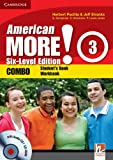 American More! Six-Level Edition Level 3 Combo with Audio CD/CD-ROM, Herbert Puchta and Jeff Stranks, 0521280990