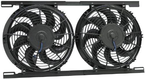 Hayden Automotive 3800 Dual Electric Fan Kit ()