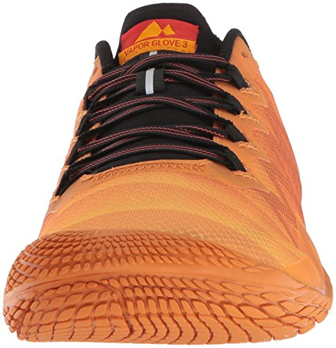 3 Running saffron Arancia Vapor Uomo Glove Scarpe Merrell RAOSpxq