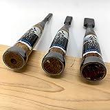 HACHIEMON 3-piece Wood Chisel Set 9mm 15mm 24mm
