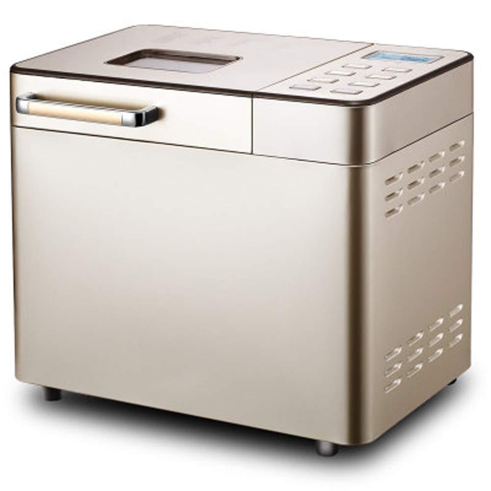 Máquina de pan, 25 funciones, ajuste de aislamiento, dispensador ...