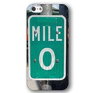 Key West Florida Route 1 One Mile 0 Zero iPhone 5 and iPhone 5s Slim Phone Case wangjiang maoyi