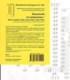 SteuerRecht für Schönfelder: BGB, GmbHG, HGB, InsO, PublG, StGB, ZPO, Griffregister Nr 849 (2016/2017). 160 selbstklebende und bedruckte Griffregister ... im BGB, GmbHG, HGB, InsO, PublG, StGB, ZPO.