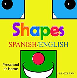 Preschool At Home Spanish English Shapes Early Childhood
