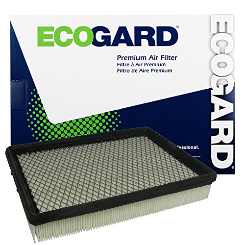 ECOGARD XA4479 Premium Engine Air Filter Fits Buick LeSabre, Park Avenue/Cadillac DeVille/Pontiac Bonneville/Oldsmobile 88/Cadillac Eldorado/Oldsmobile Intrigue/Chevrolet Caprice
