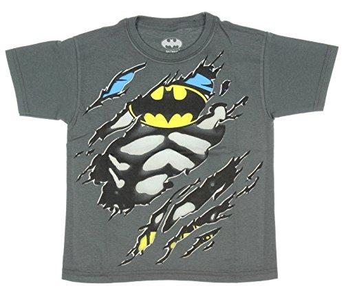 DC Comics Batman Dark Knight Costume Graphic T-Shirt