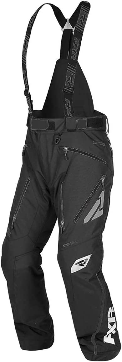 FXR Mens Mission Lite Pant Black, Medium