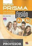Curso de espanol para extranjeros : Libro del profesor : Fusion niveles A1 + A2