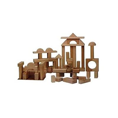Beka Wooden Blocks - Deluxe Set: Toys & Games
