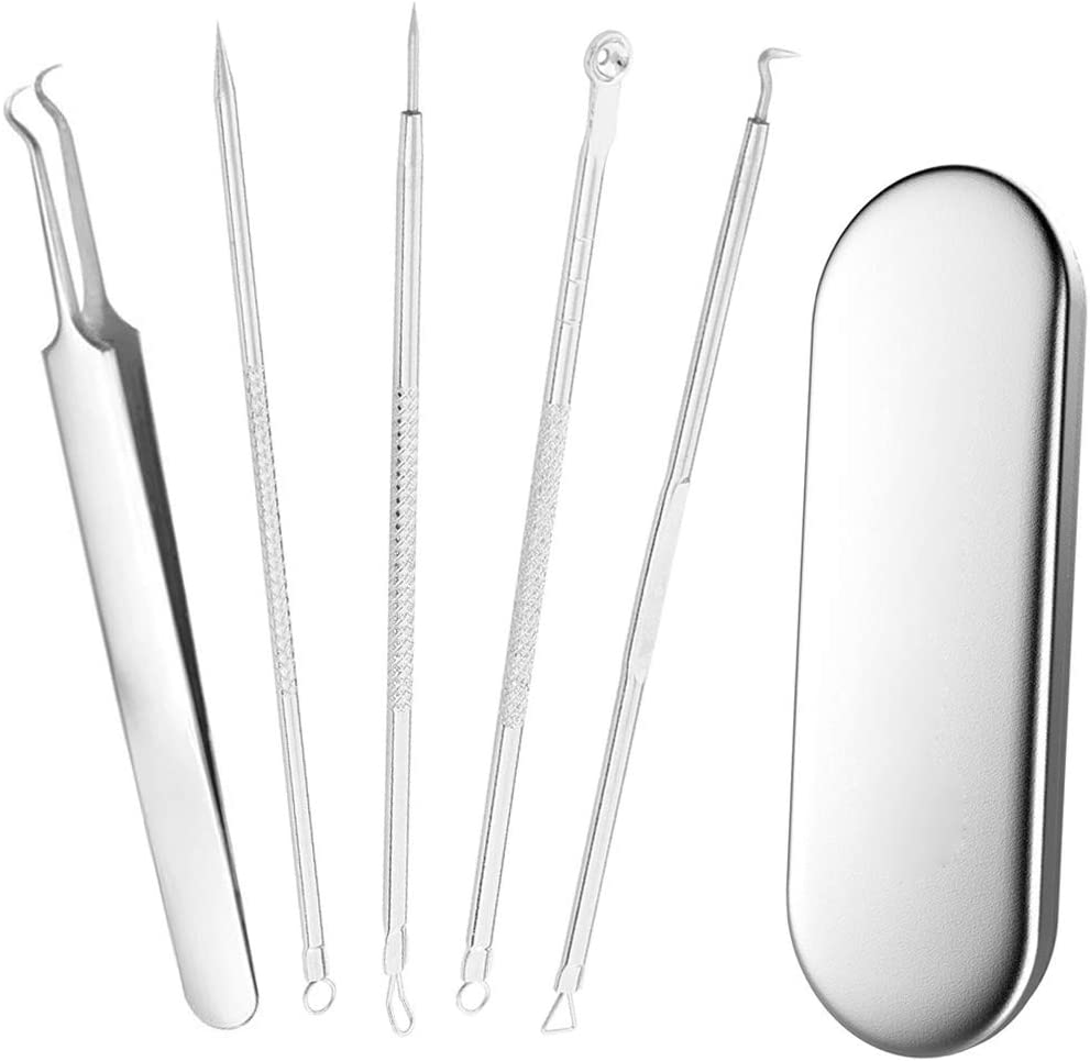 Blackhead extractor kit from Amazon