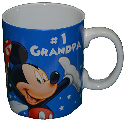 Disney Fab 5 #1 Grandpa 11oz Ceramic Mug