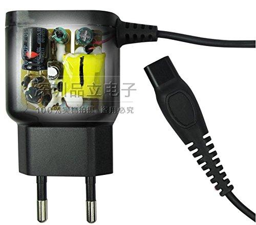 Adattatore caricabatterie HQ8505, 15 V, 5,4 W per rasoio Philips HQ6070 HQ6073 HQ6076 HQ6075 HQ6090 HQ6095 PT860 735 726 RQ1150 370 ENJOY-UNIQUE