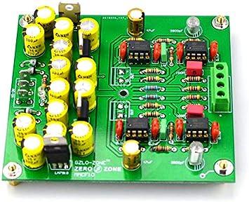 Jolooyo Assembeld MMCF10 HiFi LP Phonograph MM Amplifier//RIAA Phono preamplifier Board