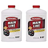 Roebic Laboratories, Inc. K-97 Main Line Cleaner, 32-Ounce (2-pack)