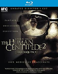 The Human Centipede 2: Full Sequence [Blu-ray]