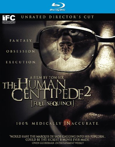 THE HUMAN CENTIPEDE 2: FULL SEQUENCE (BLU-RAY)