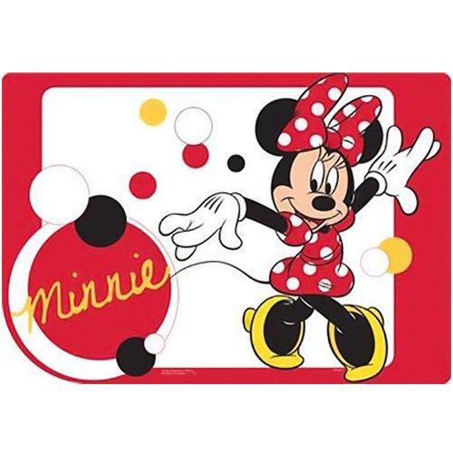 M/élamine Trudeau 6972600 Set de Table Minnie Ladida 20x15x5 cm Multicolore