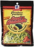 Produce Partners Great Guacamole Mix Spicy, 1-ounce (Pack of 6)