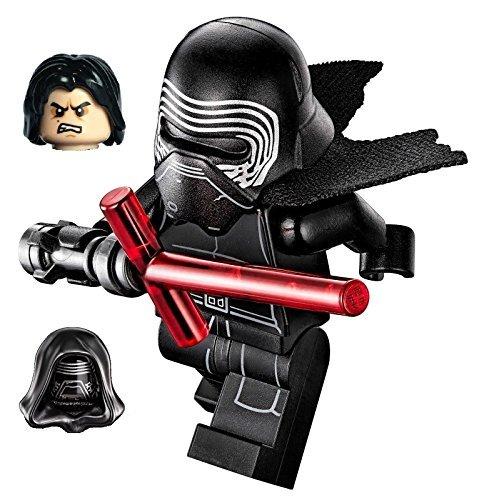 LEGO Star Wars Minifigure - Kylo Ren Complete with Helmet, H