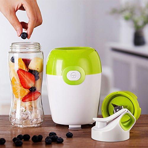 Presse-agrumes Juicer Ménage Mini Étudiant Électrique Jus Tasse Portable Fruit Jus Automatique Fruits Et Légumes Multifonctionnel XXPP