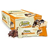 Ansi Cheesecake Bar, Chocolate Peanut Butter, 12 Count