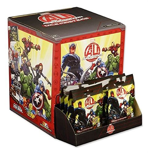 Marvel Dice Masters: Age of Ultron Dice Building Game: Gravity Feed by WizKids