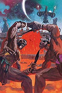 Book Cover: Black Panther Book 8: The Intergalactic Empire of Wakanda Part Three