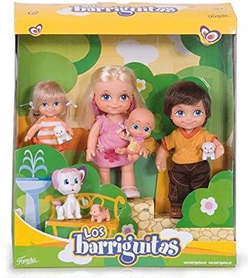 Amazon.es: Barriguitas Family Pack Grande: Juguetes y juegos