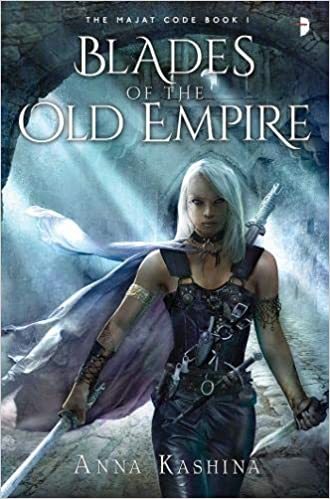 Blades of the Old Empire: Book I of the Majat Code: Amazon ...