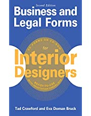 Business and Legal Forms for Interior Designers, Second Edition