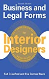 img - for Business and Legal Forms for Interior Designers, Second Edition (Business and Legal Forms Series) book / textbook / text book