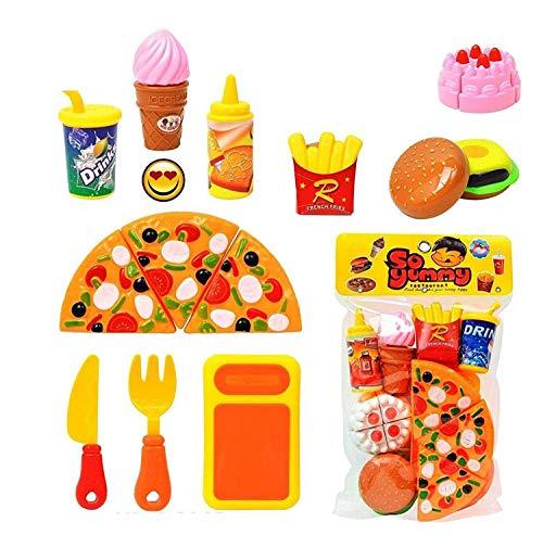 Best Jiada fast food pizza set Educational & Fun Game for ...