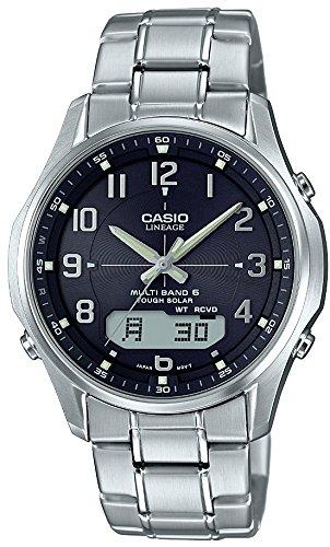 [カシオ]CASIO 腕時計 リニエージ 電波ソーラー LCW-M100DE-1A3JF メンズ B0747JJG8X